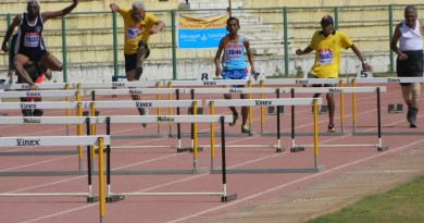 37th National Masters' athletic meet