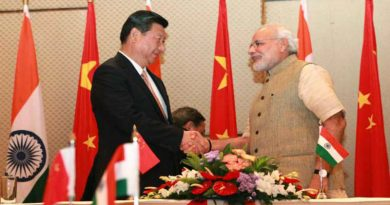 China continues opposing India's entry into NSG