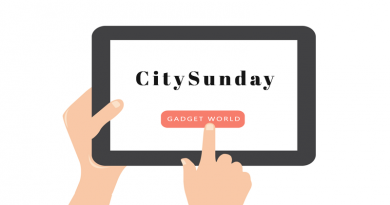 Citysundaygadgetworld