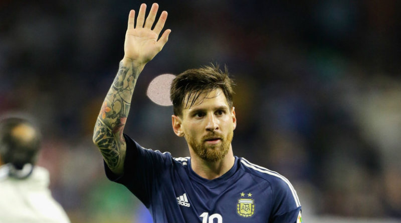 Messi hat-trick powers Argentina to World Cup