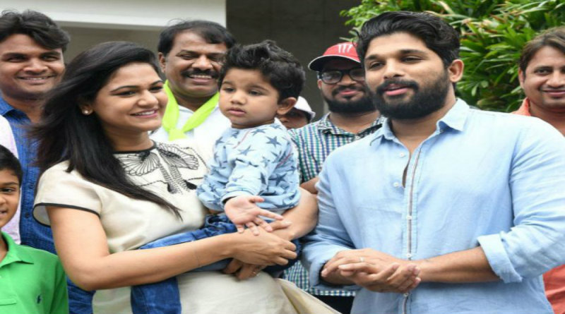 Allu arjun wife expecting second child mysuru today for Arjun appadurai how to make a national cuisine