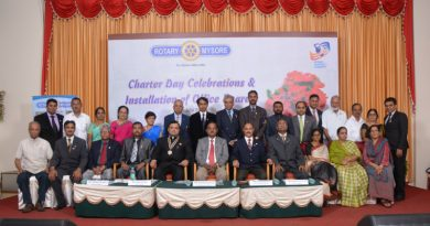 Rotary-Mysore-office-bearers-