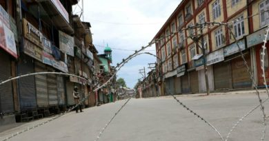 CURFEW-IN-SRINAGAR