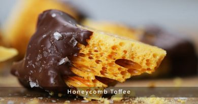 Honeycomb-Toffee