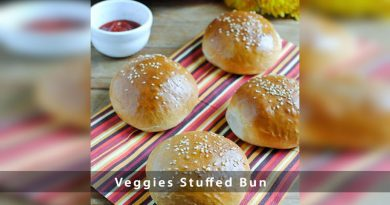 Veggies-Stuffed-Bun