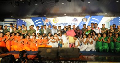 Yuva Sambhrama culminates with a grand adieu