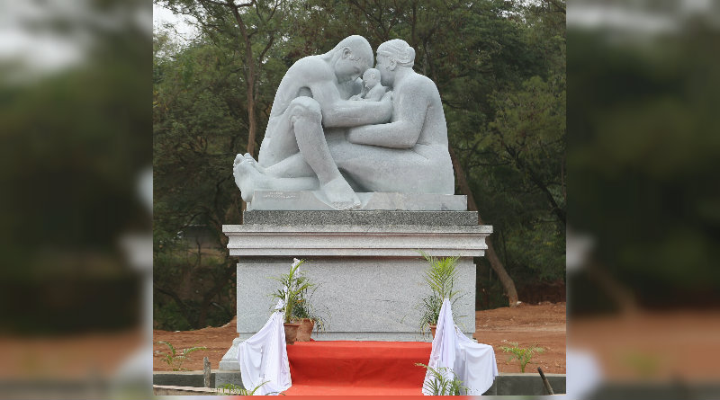 Creation of Creations STATUE