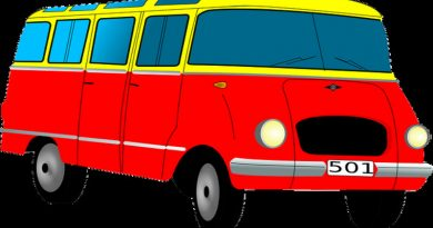van-car-cartoon-bus-automobile-auto-motor-vans