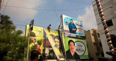 Sasikala posters scrapped from AIADMK party offices