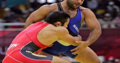 Pakistani wrestlers photo