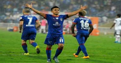 Sunil Chhetri photo