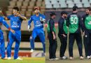 Afghanistan and Ireland officially inducted into world cricket body