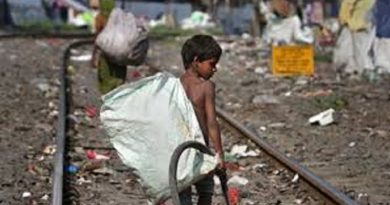 Say not to child labour
