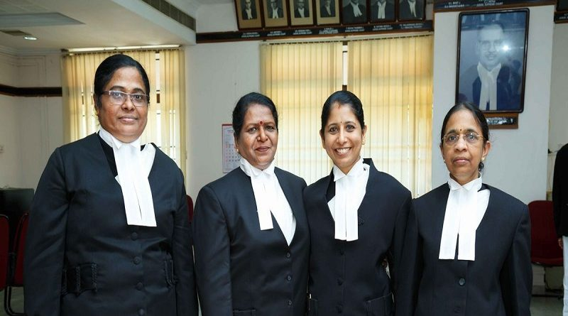 Women judges