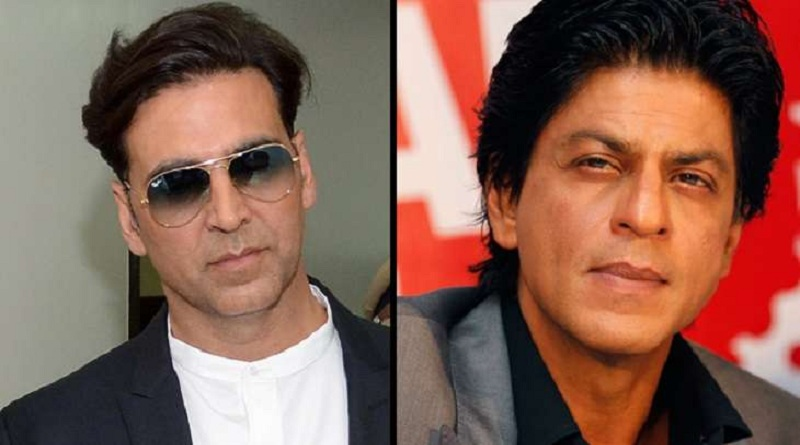 akshay kumar and shahrukh khan relationship help