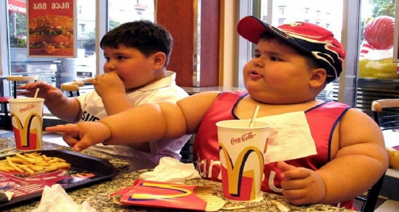 obesity in children Current evidence suggests that screen media exposure leads to obesity in  children and adolescents through increased eating while viewing exposure to.