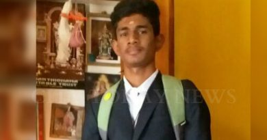 JSS College student drowns Aug 21