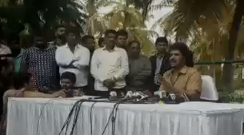 Upendra the superstar of Kannada into politics, Starts a new party