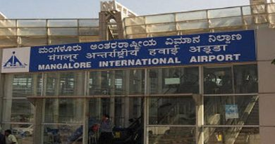 Entry-Visitors-Banned-Mangalore-Airport