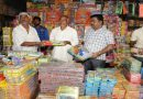 City celebrates Deepavali with religious fervour; cracker sales decline