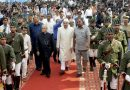 Mukherjee calls for research at AMU celebration