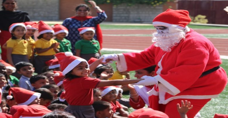 christmas celebrated at npsi mysuru today - When Is Christmas Celebrated
