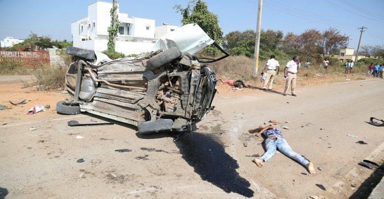Three Killed In Car Accident