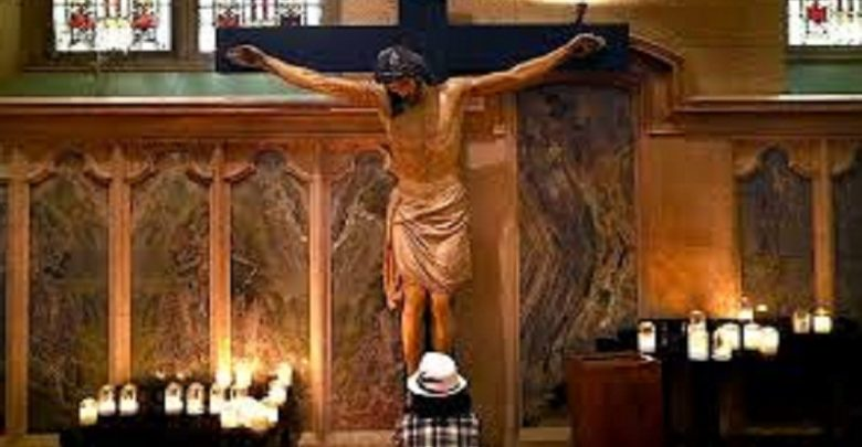 Good Friday A Day In Commemoration Of The Crucifixion Of Jesus
