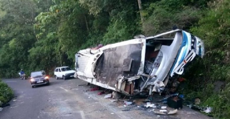 4 killed, over 22 hurt as bus falls into gorge in Gudalur – Mysuru Today