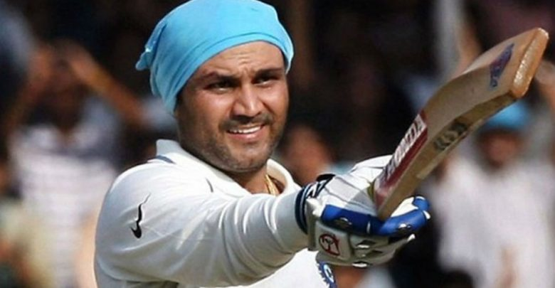 Virender Sehwag's tweet on KL Rahul batting at No. 3 in Test reminds of Dravid