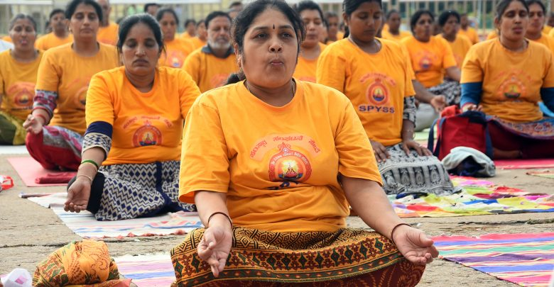 International Yoga Day: Mysuru is gearing up to break records